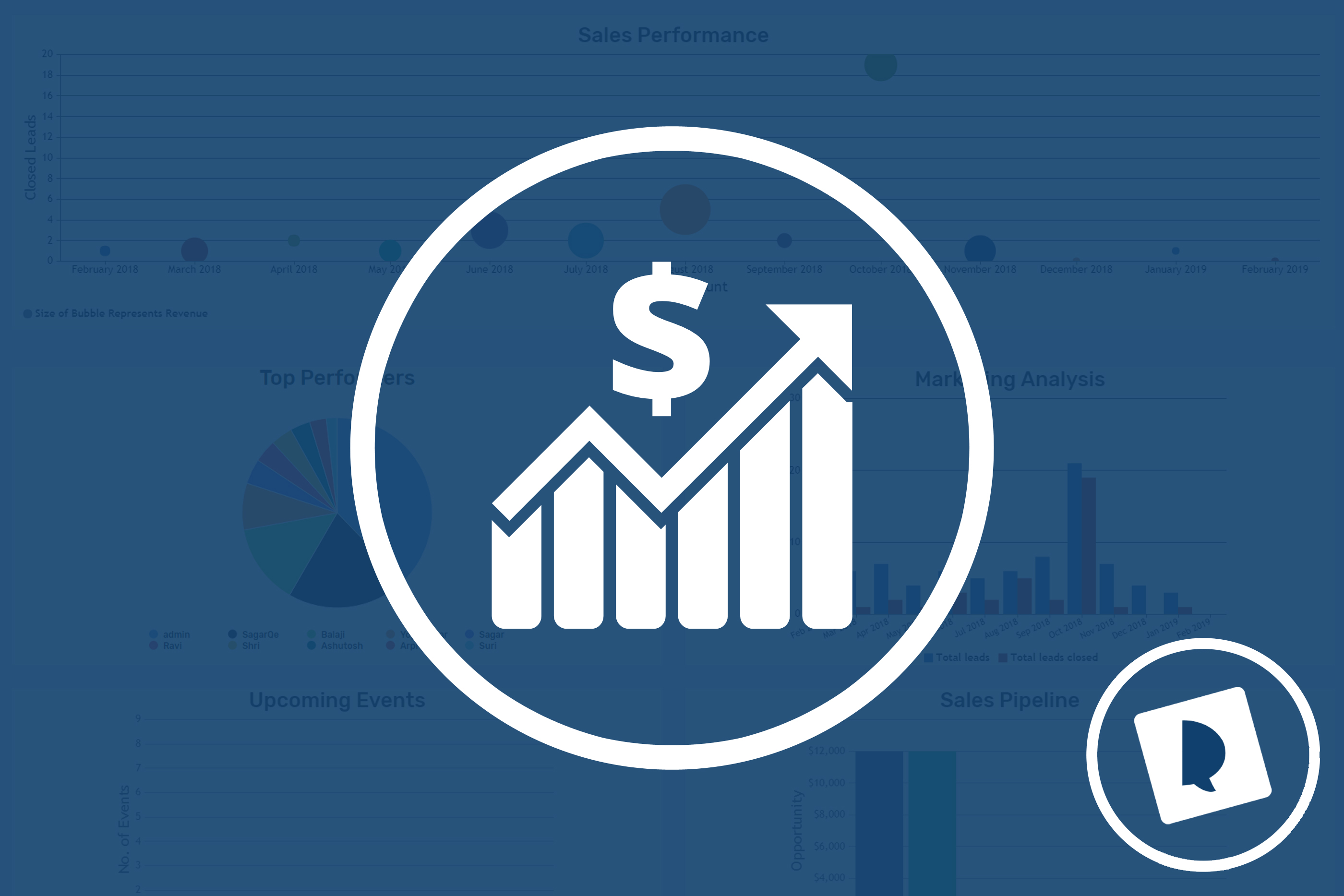 Track your Sales Report